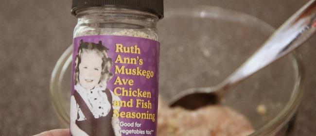 Ingredient: Ruth Ann's