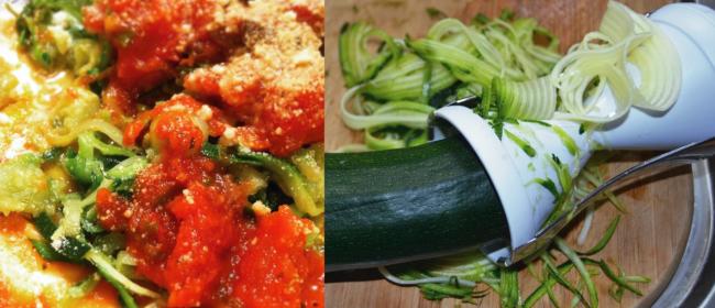 Gadget: Veggetti (Vegetable Spiralizer)